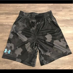 Under Armour Camo Athletic Shorts